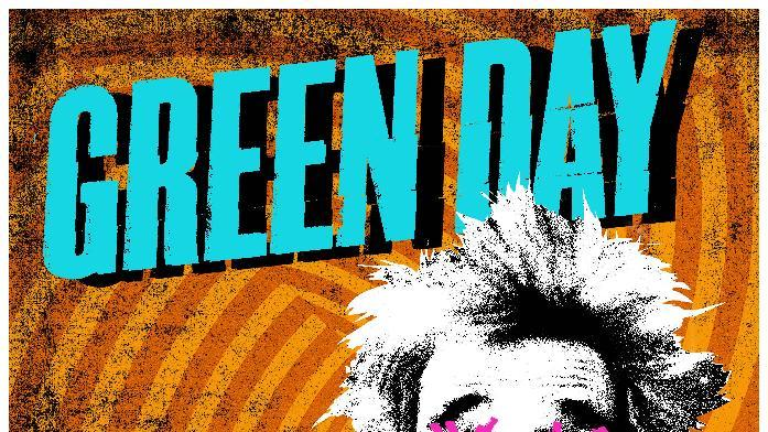 "This undated publicity photo provided by Warner Bros. Records shows Green Day's album cover for ""¡DOS!,"" part of a trilogy album release. (AP Photo/Warner Bros Records)"