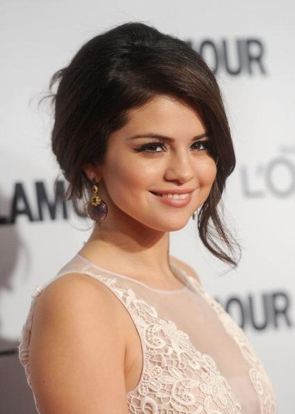 Selena Gomez at Glamour's Women of the Year event