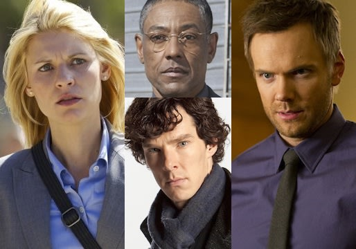 Critics' Choice Awards: Homeland, Community, Breaking Bad, Parks and Sherlock Win Big