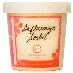 Influenza Sorbet: Cold Remedy Comes in Dessert Form