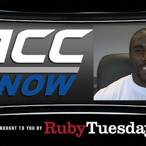 C.J. Spiller Predicts Clemson vs. FSU Game | ACC Now