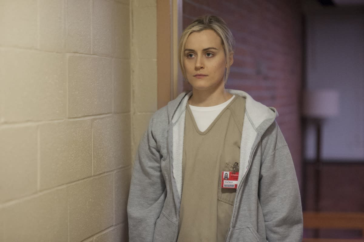 Netflix sets 'Orange Is The New Black' for June, 'Wet Hot American Summer' for July