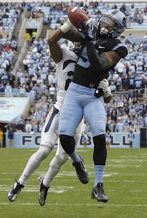 Williams. North Carolina rout Old Dominion 80-20