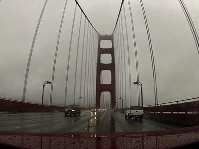 Raw: Storm bringing Northern Calif. flooding