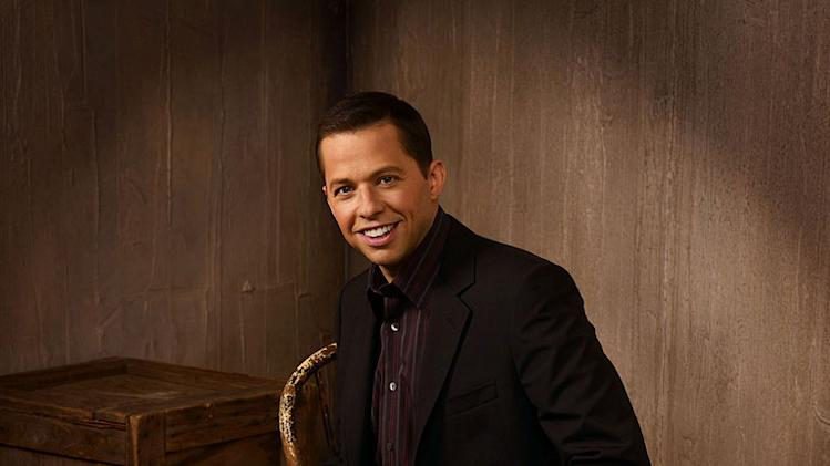 "Jon Cryer stars as Alan Harper in ""Two and a Half Men."""