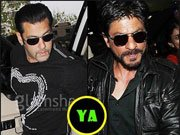 Salman or Shahrukh - Who looks better in beard?