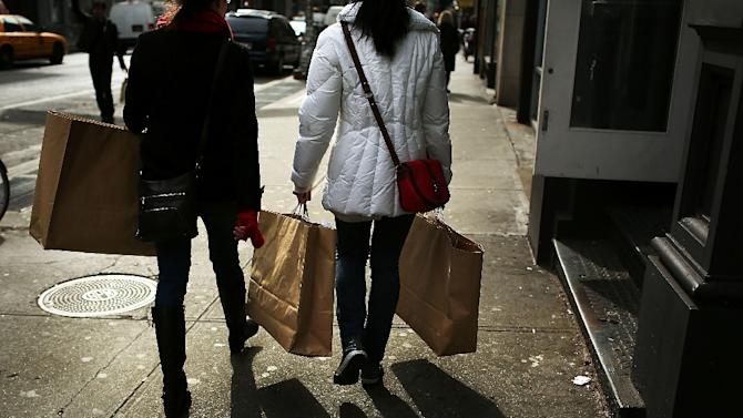 The US economy continued to grow at a fairly moderate rate in recent weeks, despite severe winter weather in some regions, according to a Federal Reserve report released Wednesday