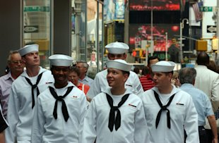 With No Fleet Week, New York's Single Women Mourn