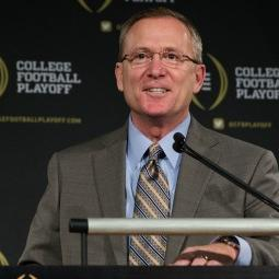 Playoff Committee Confidential: Meet Chair Jeff Long