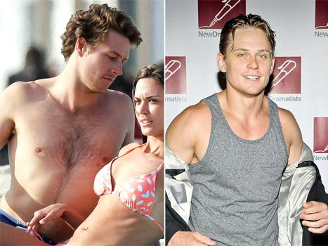 Fifty Shades of Grey Casting: See Hunky Photos of Christian Grey Contenders!