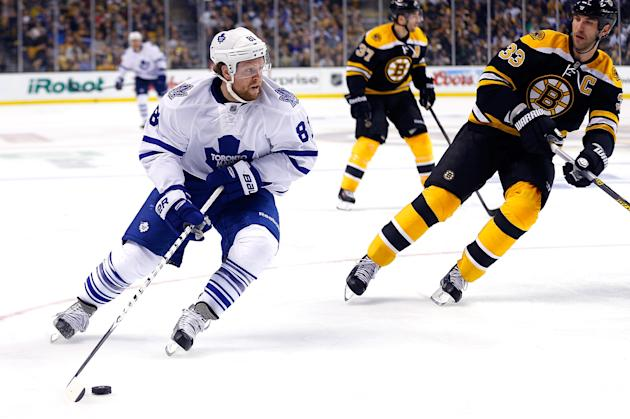 Toronto Maple Leafs v Boston Bruins - Game Two