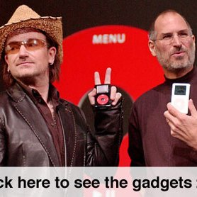The decade of gadgets