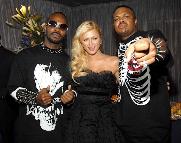 JuicyJ Hilton DJ Paul MTV Aw