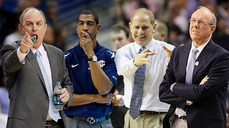 Pat Forde's 25 most intriguing college basketball coaches of 2012-2013
