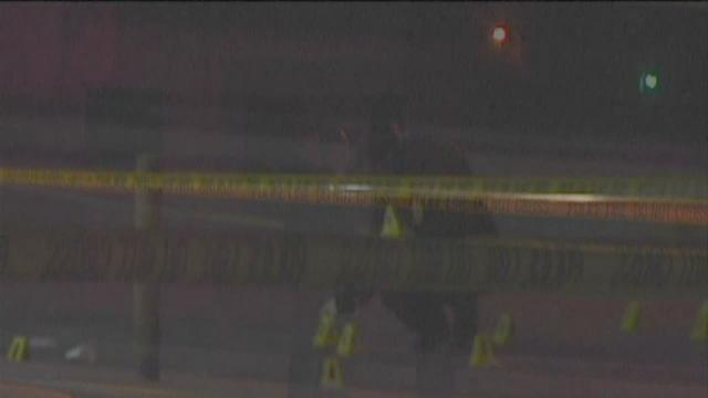 One dead after multiple shots fired
