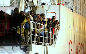 Migrants feared dead in a new Mediterranean Sea sh …