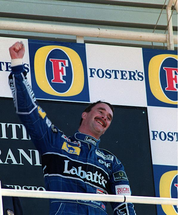 Formula One Motor Racing - Nigel Mansell 60th Birthday Preview Package