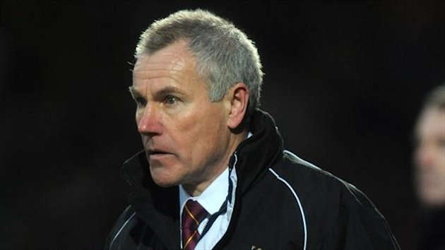Peter Taylor has taken over at Gillingham on a temporary basis