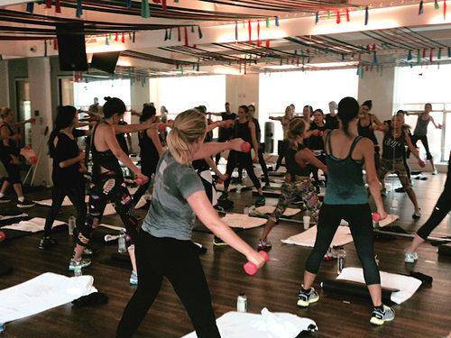 Feel the Burn: Bring Tracy Anderson's Tribeca Classes Home With You
