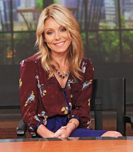 Kelly Ripa to Announce New Co-Host September 4!