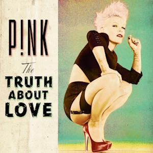 """This CD cover image released by RCA Records shows the latest release by P!nk, """"The Truth About Love."""" (AP Photo/RCA Records)"""