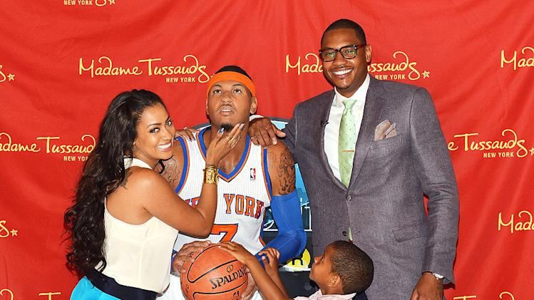 Carmelo Anthony, Lala Vasquez