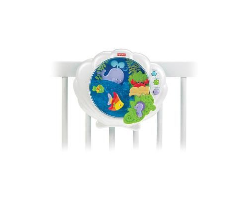 Ocean Wonders Deep Blue Sea Soother by Fisher-Price