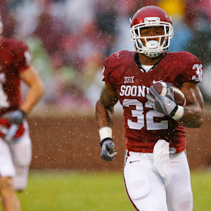 Big 12 Big Plays: Samaje Perine's Reaction To Breaking Rushing Record