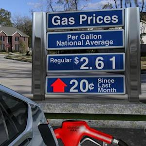 Gas prices spike as summer approaches