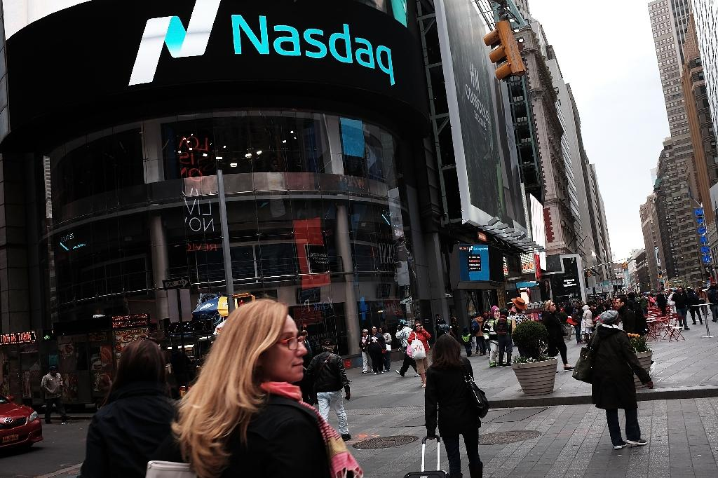 Nasdaq closes at new all-time high