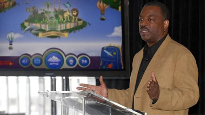 LeVar Burton's online plea reboots 'Reading Rainbow'