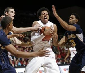 Powell, Randle lead Stanford past Cal 69-59