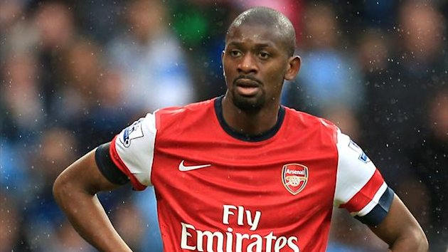 Abou  Diaby (PA Photos)