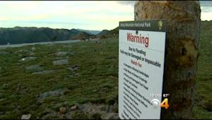 1 Killed, 7 Injured By Lightning Strike In Rocky Mountain National Park