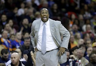 Mike Brown was NBA Coach of the Year in 2009. (AP)