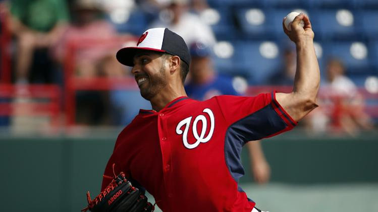 Gonzalez, Desmond send Nationals over Mets