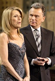 Vanna White and Pat Sajak | Photo Credits: Paul Warner/WireImage