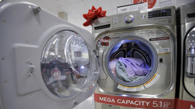 US durable goods orders rise 4.6 pct. on aircraft