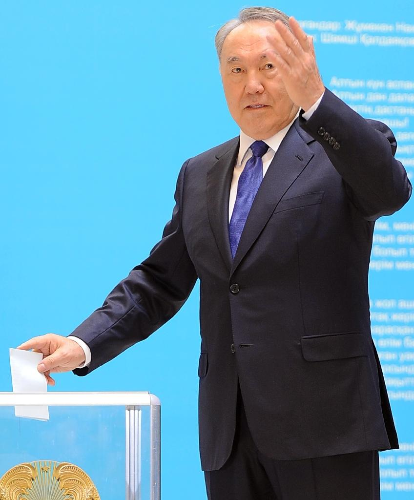 Kazakh president wins fifth term with nearly 98% of votes