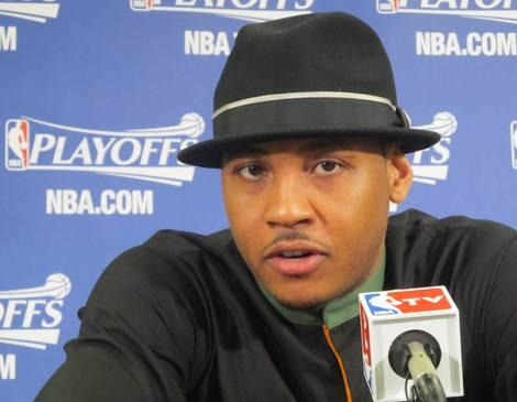 Is Carmelo Anthony the Most Polarizing Figure in the NBA?