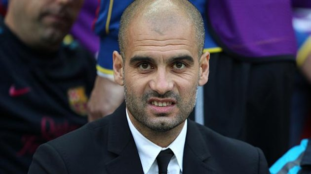 Pep Guardiola has been confirmed as Bayern Munich's next manager