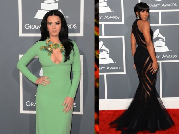 Grammys Red-carpet Style