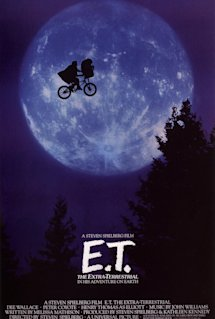 Poster of E.T. The Extra-Terrestrial