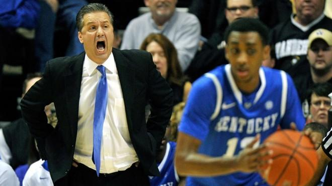 University of Kentucky basketball coach John Calipari reportedly received $5.4 million this year.