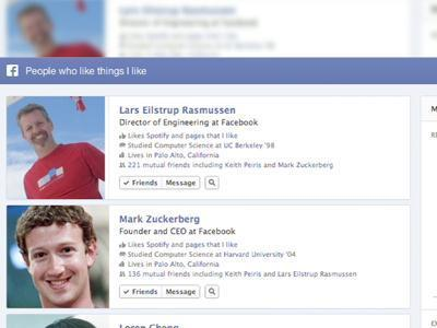 Analyst: 'Value' of Facebook's New Social Search