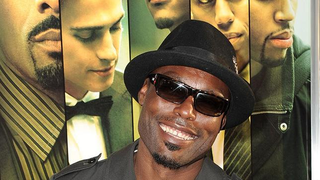 Takers LA Premiere 2010 Jimmy Jean Louis