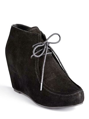 DV Dolce Vita Wedge Booties