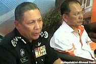 IGP: Don't colour Merdeka eve with Bersih agenda