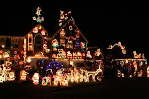 Energy-efficient Christmas lighting ideas