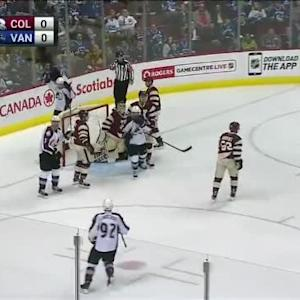 Jarome Iginla Goal on Eddie Lack (03:23/2nd)
